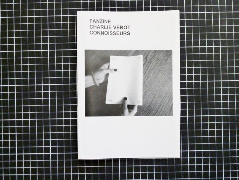 Fanzine - Charlie Verot couverture